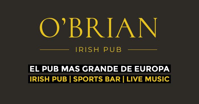 Irish bar and sports bar en Madrid