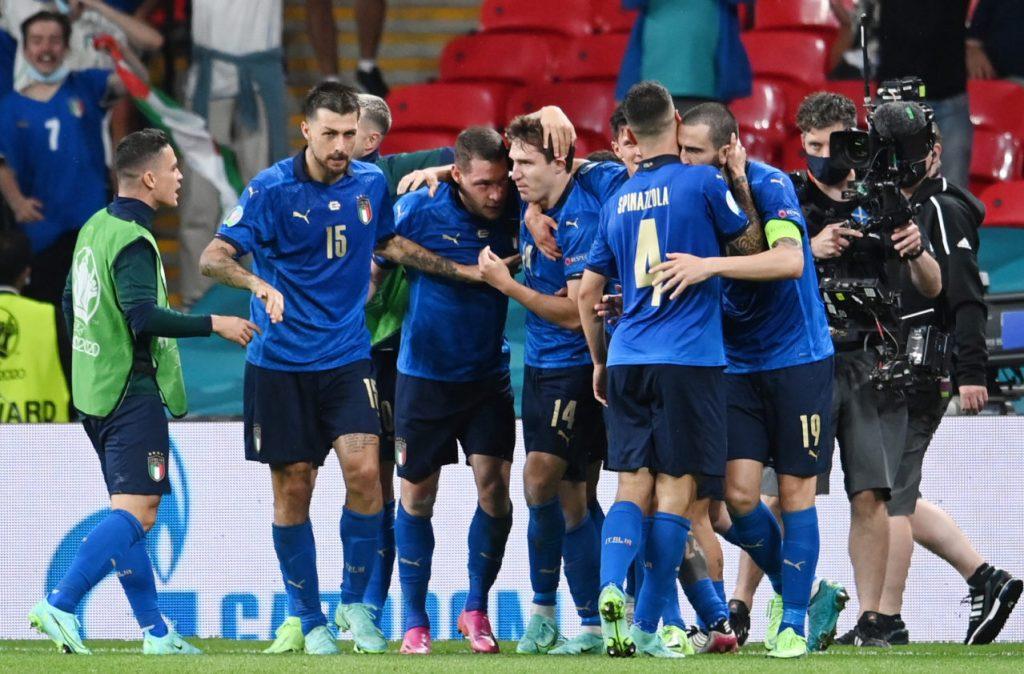 Italia vs Austria