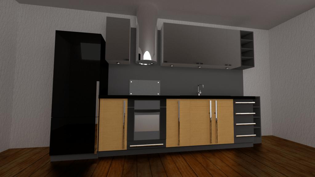 projekt kuchni ikea