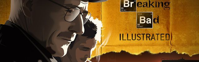 Breaking Bad – Illustrated by Martin Woutisseth