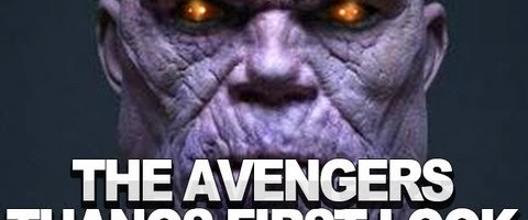 IGN News: Here's a Closer Look at The Avengers' Thanos by IGNentertainment