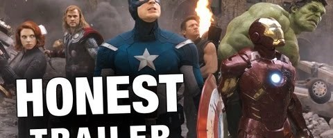 Honest Trailers – The Avengers by screenjunkies