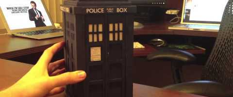 The Augmented Reality Tardis: It's Bigger On The Inside by Greg Kumparak