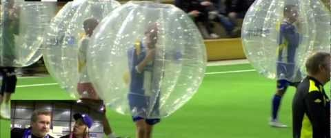 Golden Goal – Boblefotball – Bubble football/soccer (w/English subs) by Brillefaen1234