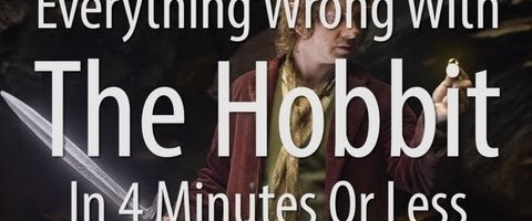 Everything Wrong With The Hobbit An Unexpected Journey In 4 Minutes Or Less by CinemaSins