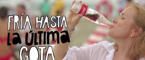 Coca-Cola – Botella de Hielo by cocacola