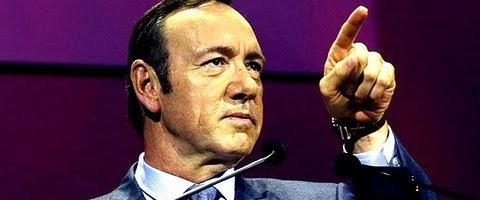 Kevin Spacey urges TV channels to give control to viewers by telegraphtv
