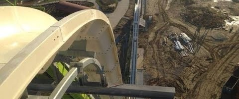 Meg-A-Blaster : The World's Tallest and Fastest Waterslide by NEWS TYME