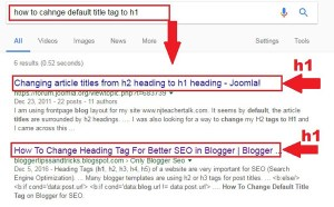 How to Create the Best H1 Tag for SEO?