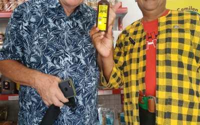 Mr William Vroegop dari Belanda sedang liburan ke Madura kemudian mampir ke Basaraya