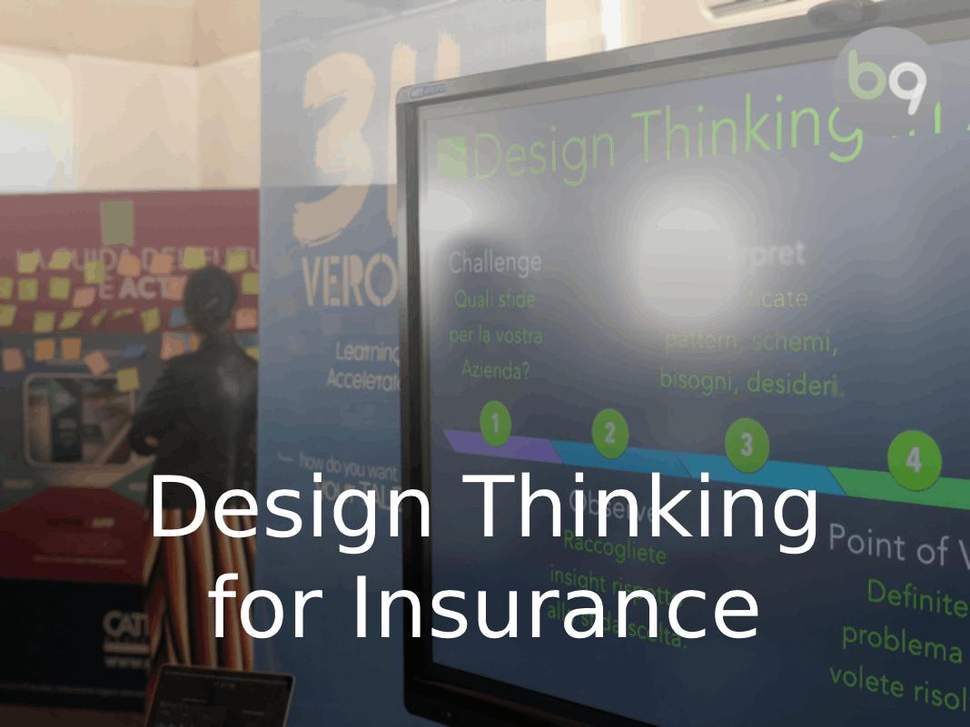 Design Thinking for Insurance