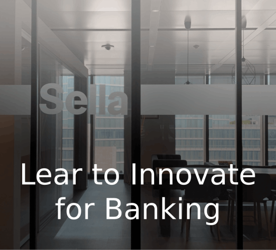 Innovation for Banking
