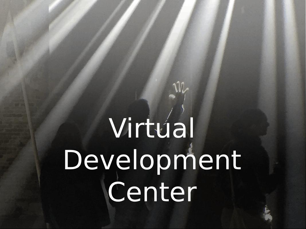Virtual Development Center