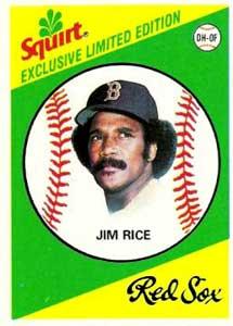 Hall of Famer Jim Rice