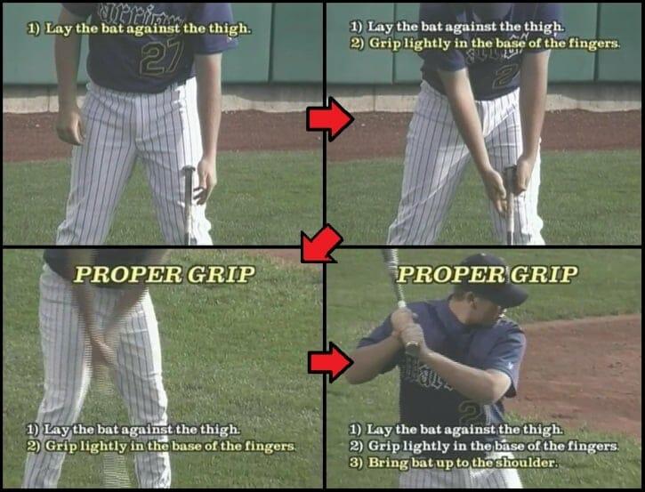 Softball Bat Indoor Ball Hitting