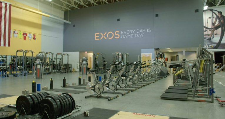 BLAST MOTION PARTNERS WITH EXOS BASEBALL ACADEMY