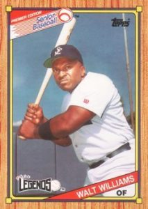"I haven't seen this 1990 card autographed. Years after his last MLB game, ""No Neck"" looked ready for action!"