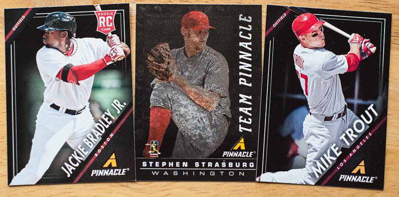 Stephen Strasburg Baseball Card
