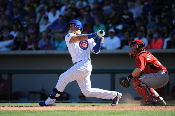 Photo Credit to: Rich Pilling/ Getty Images North America