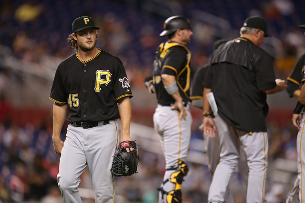 Gerrit+Cole+Pittsburgh+Pirates+v+Miami+Marlins+GxfuCf5xiLzl