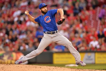 Jake Arrieta Throws No-Hitter For Chicago Cubs