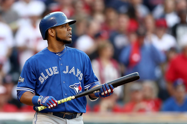 AL Central: Cleveland strikes deal with Edwin Encarnacion