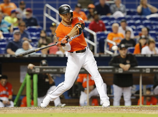 Giants Could Be Nearing Deal For Marlins Slugger Giancarlo Stanton