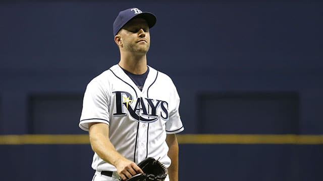 D-backs acquire reliever Brad Boxberger from Rays