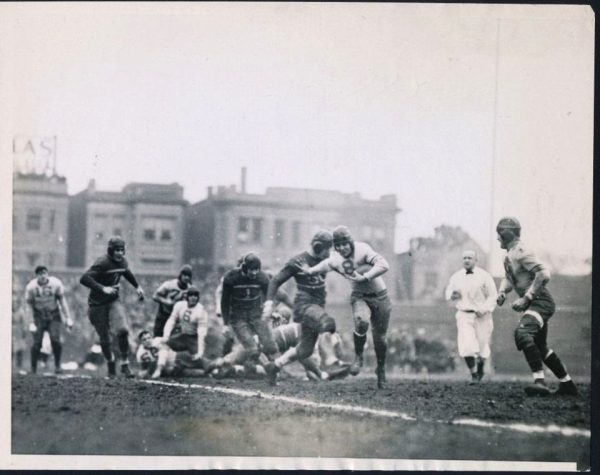 NFL in Ballpark Series – First NFL Championship Game 1933 ...