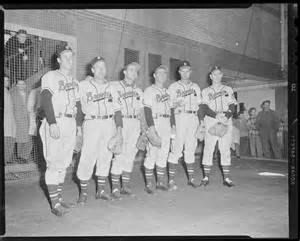 Boston Braves In 1948