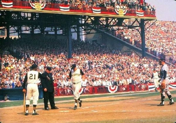 "The Classic 1960 World Series | ""Baseball History Comes ..."