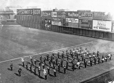 Baseball Rocked Again! Let's Revisit Cheating at the Baker Bowl, 1900! 14