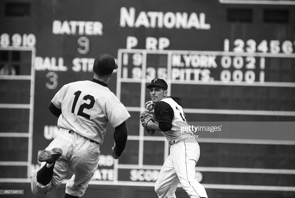 Dick Groat, Forgotten Hero of 1960 - Old-Time Baseball Photos & Essays!