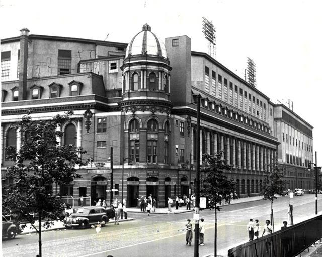 SHIBE PARK – PHILADELPHIA'S BASEBALL PALACE - Baseball History Comes Alive!