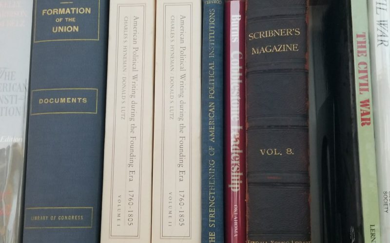 Here you can see that Scribner's Magazine is more a book than what we might think of as a magazine today.