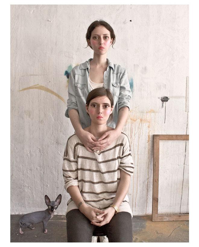 Crajes photo portrait by Justin Case