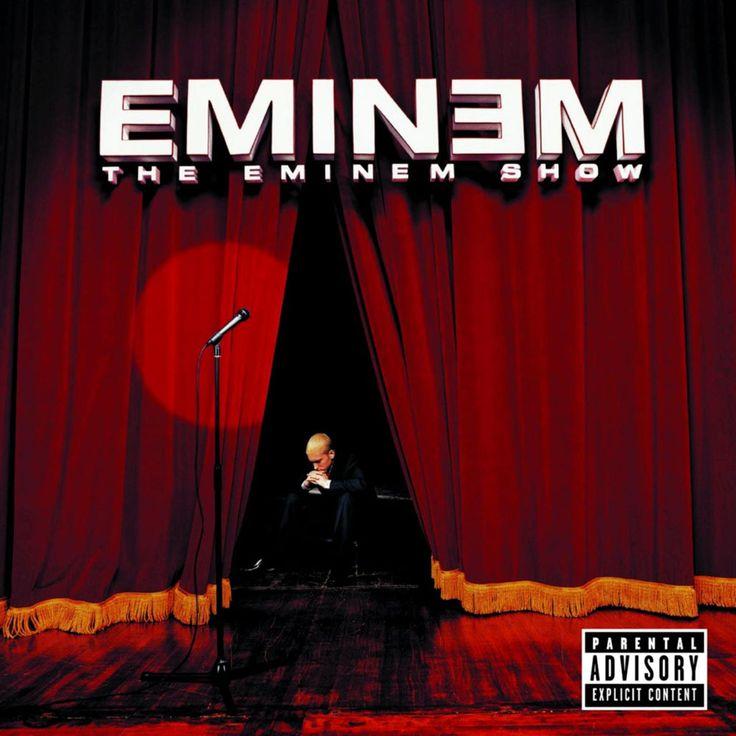 Eminem The Eminem Show Basement Made