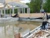 Próba szczelności basenu