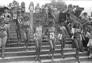 Wybory Miss Fali 1987