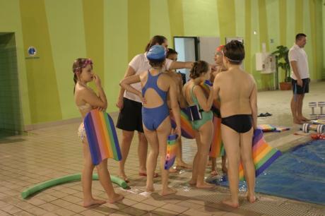 Szkoła pływania w Aquaparku Fala Łódź