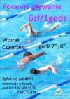 Poranne pływanie na Fali!