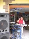 DJs bij Leen Bakker