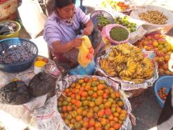 Markt in San Pedro