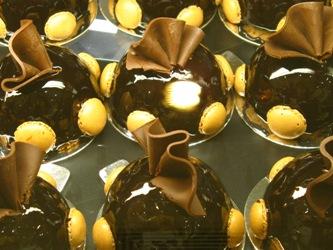 Fantastische taarten in de Bijenkorf, Amsterdam