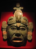 Maya mask of Jade