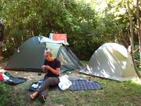 We hebben nu 2 tenten!