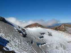 Bovenop vulkaar Puyehue