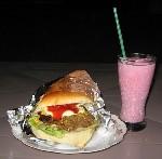 Great hamburger