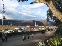 Een waar popfestival in Chachapoyas
