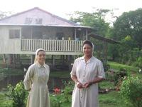 De zusters van de missiepost in Wampusirpi